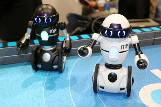 WowWee MiP robotik kodlama